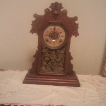 Antique Clock Mystery