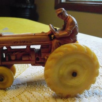 auburn tractors - Model Cars