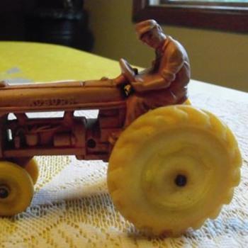 auburn tractors - Model Cars