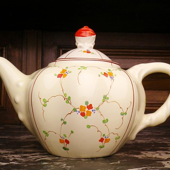 1920´s AMAZING TEA POT DITTMAR & URBACH