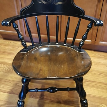 looking for info on S Bent Brothers Chairs