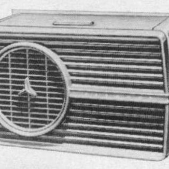 1953 - Fedders Air Conditioner Advertisement - Advertising