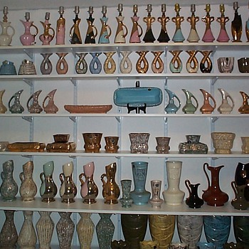 WALL TO WALL  SAVOY - PART TWO - Art Pottery