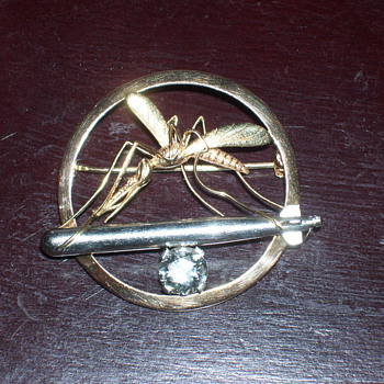 PT Boat Mosquito pin by Millard Davis