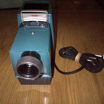 Vintage Kodak Slide Projector