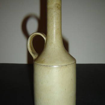 Small Vase/ condiment pitcher? - Art Pottery