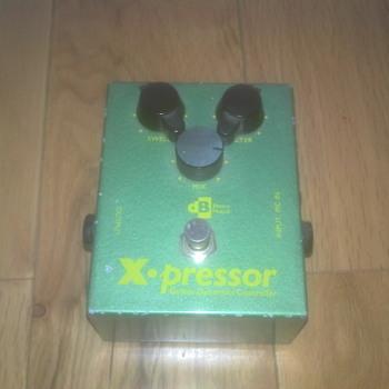 dB electro-musical  X.Pressor