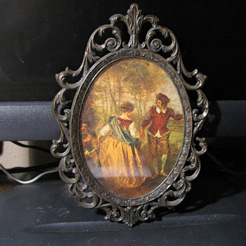 Framed Portraits made in Italy