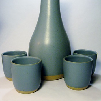 JANE MARTZ AND GORDON MARTZ - MARSHALL STUDIOS INC. - Art Pottery