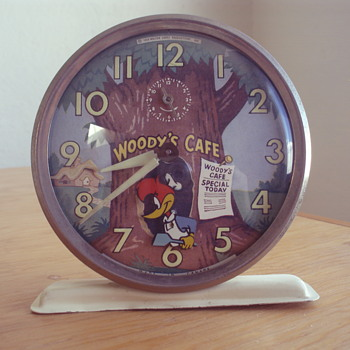 Woodys Cafe 1959 - Wristwatches