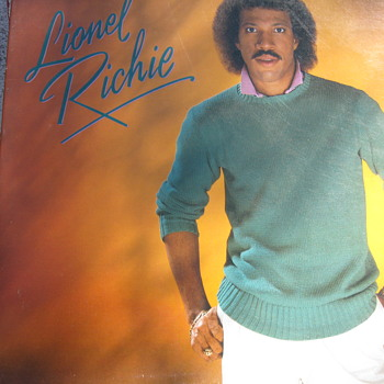 Lionel Richee - Records