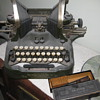 Oliver #9 typewriter