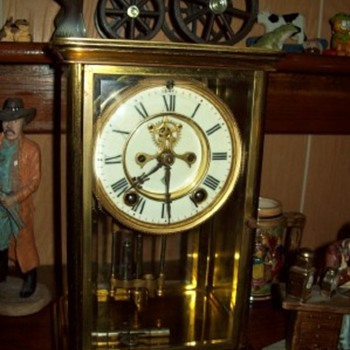 1905 Anisonia  - Clocks