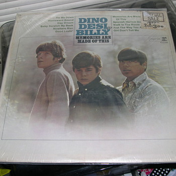 DINO DESI &amp; BILLY MEMORIES ARE MADE OF THIS REPRISE RECORDS 6198