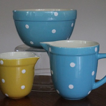 Diana Pottery Australia  1950s - Kitchen