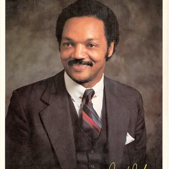Jesse Jackson Campaign Poster 1984 Election - Posters and Prints