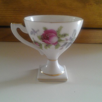 Lefton Tea cup (rare?) - China and Dinnerware