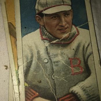Peidmont cards 1909