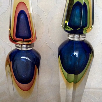 Murano Perfume Bottles? - Art Glass