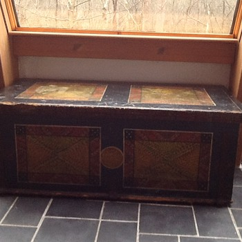 Family chests from Germany