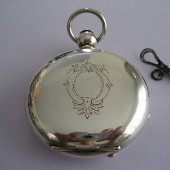 Illinois Columbia Coin Silver Hunter Case - Pocket Watches