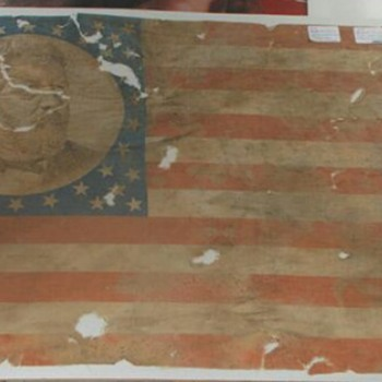 Benjamin Harrison Campaign Flag? - Posters and Prints