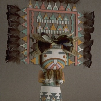 Hopi Palik Mana Kachina