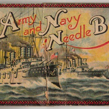 The Army and Navy Needle Book - Czechoslovakia - Sewing