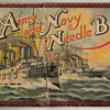 The Army and Navy Needle Book - Czechoslovakia