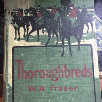 Thoroughbreds W.A. Fraser.