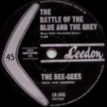 The first record by the Bee Gees (1963)