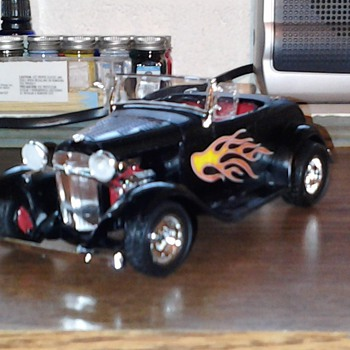1932 Ford Street Rod - Model Cars