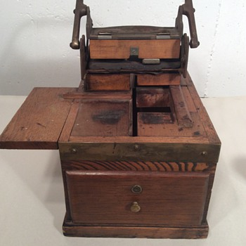 A.C. Gibson Co. Hand Stamper - Office