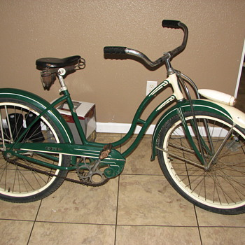 1953 BF Goodrich co-ed Schwinn - Outdoor Sports