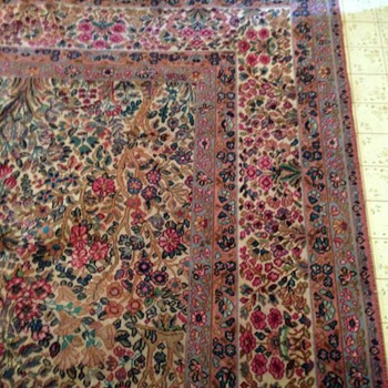 Lanamar by Karastan 9&#039; by 12&#039; rug, circa 1940&#039;s