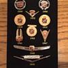 Cadillac Centennial Pin Set