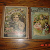 Victorian Era...1879 Chatterbox Junior &amp; Little Tots ABC