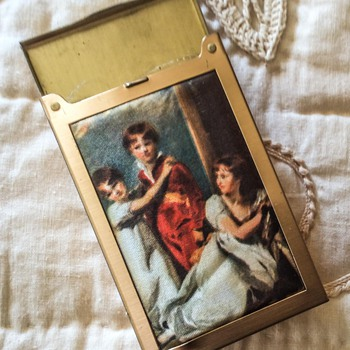 Vintage Cigarette Case?