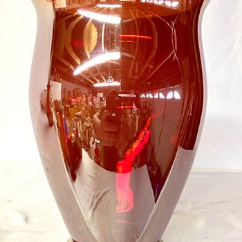Mirror finish vase - an anomoly A - D