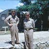Photo from near the end of Korean War  Gen. Mark Clark