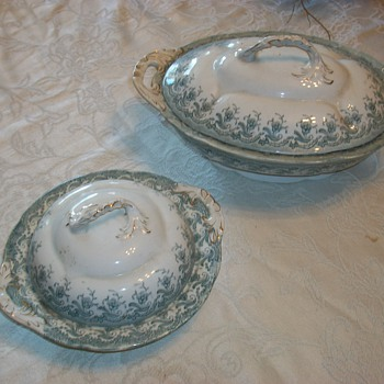 More dinnerware - China and Dinnerware