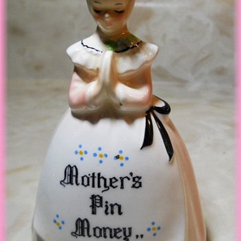 My PRAYER LADY ( A Family Item ) - Figurines
