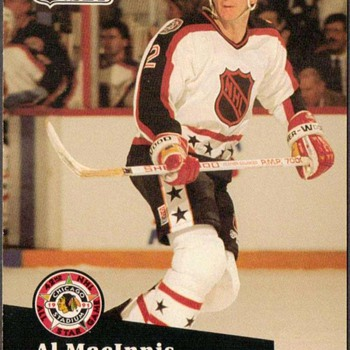 1991 - Hockey Cards (Calgary Flames)