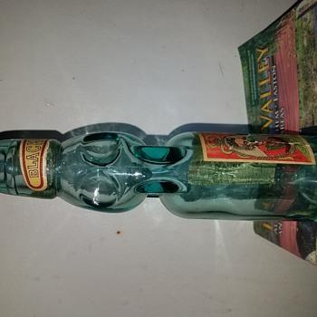 Blackhawk Bottle value and information