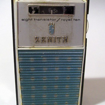 ZENITH ROYAL TEN - TRANSISTOR RADIO - Radios