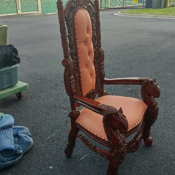 Can anyone help me identify the age of this chair?