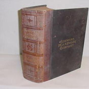 1883 E.C. Simmons Keen Kutter Catalog - Books