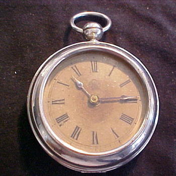 New Haven Clock Co. Watch - Pocket Watches