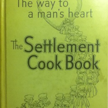 """The Way to a Man's Heart"" Cook Book - Books"