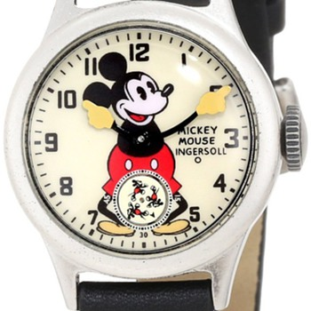 Ingersoll Re-issue Mickey Wristwatch - Wristwatches